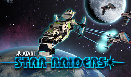 star raiders logo