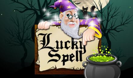 lucky spell logo