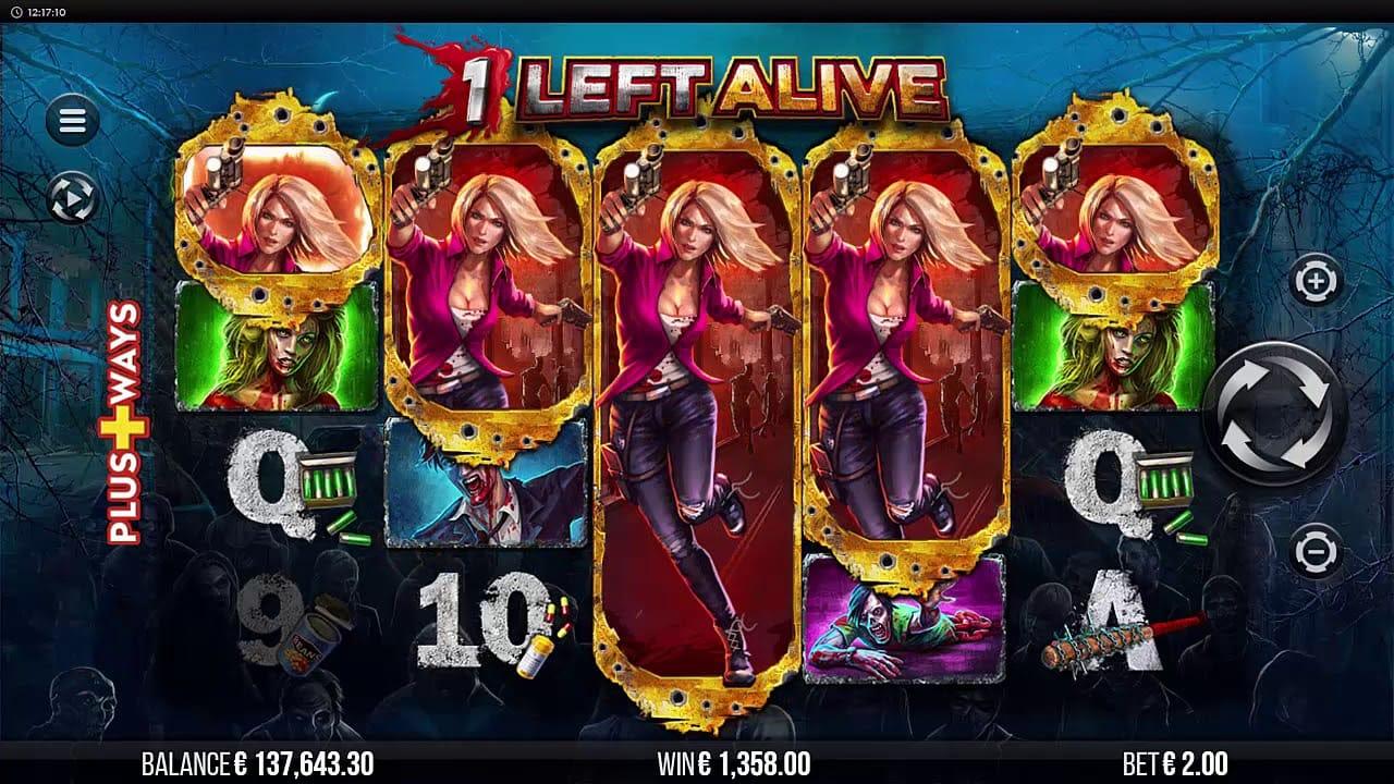 1 Left Alive Slots Casino Game