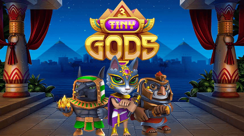 3 Tiny Gods Review
