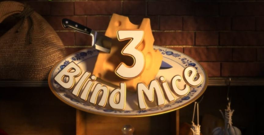 3 Blind Mice Logo