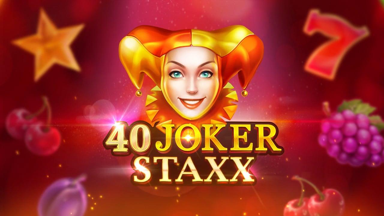 40 Joker Staxx Logo