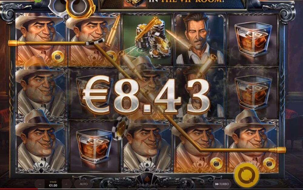 5 Families Slot Bonus