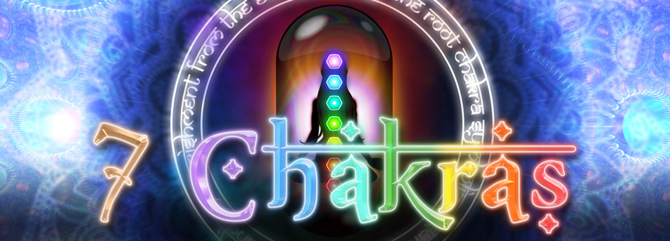 7 Chakra's Slot Game Logo