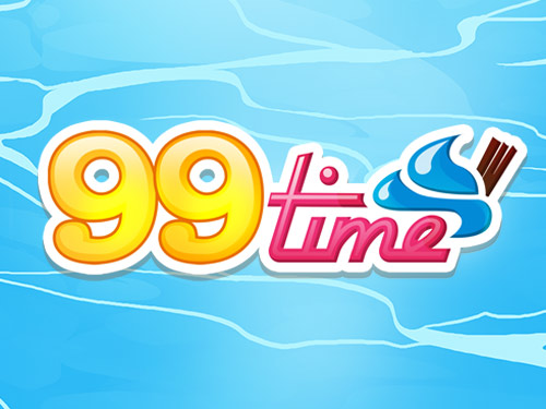 99 Time Slot Game Logo