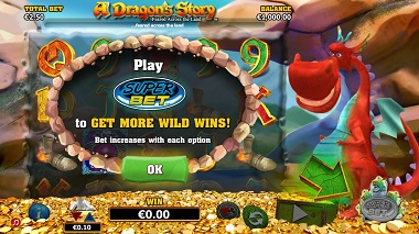 A Dragon's Story Super Bet