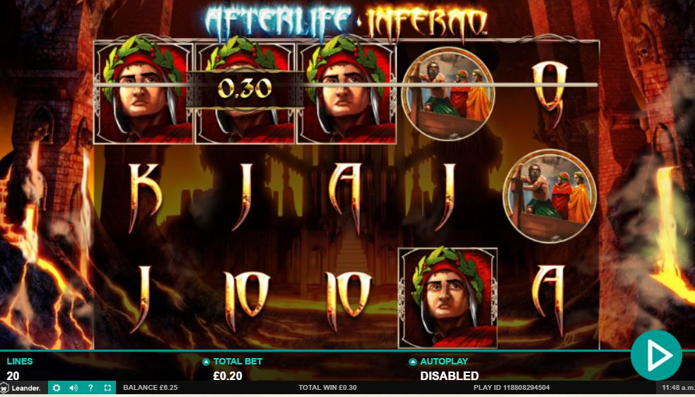 Afterlife: Inferno Screenshot