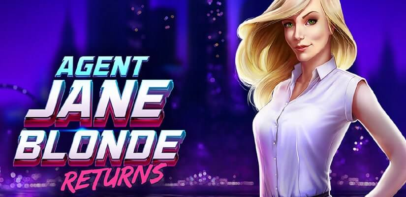 Agent Jane Blonde Returns Review