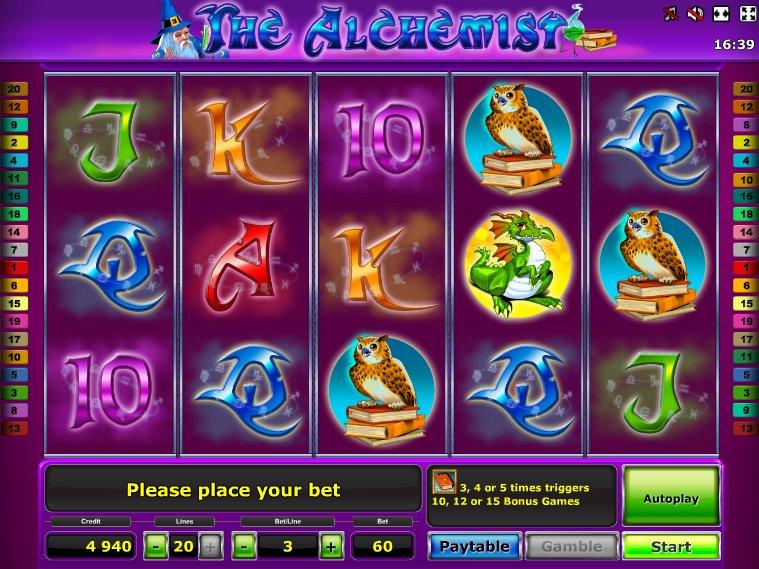 Alchemist Gameplay