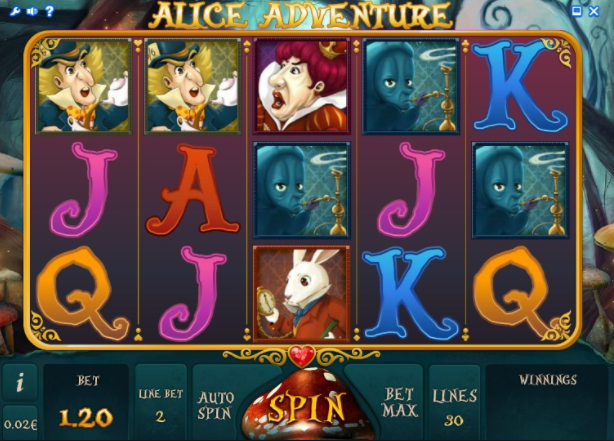 Alice Adventure gameplay 2
