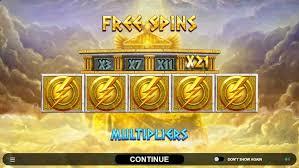 Ancient Fortunes Zeus Slot Bonus
