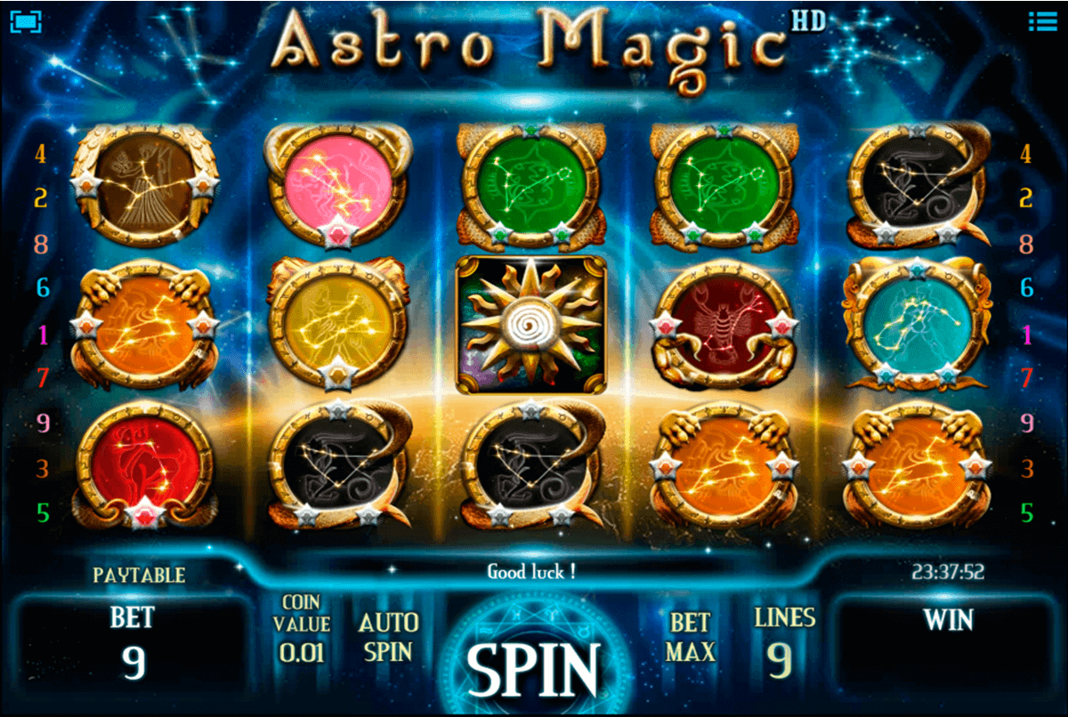 Astro Magic Screenshot