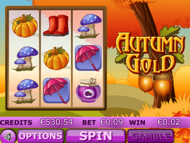 Autumn Gold Gameplay 2