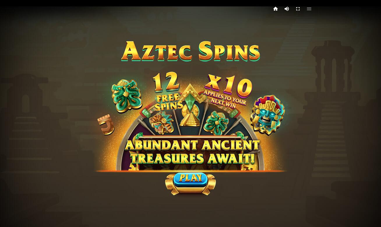 Aztec Spins Bonus
