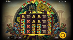 Aztec Spins Gameplay