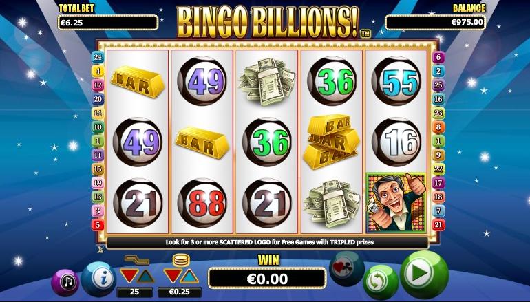 Bingo Billions Gameplay 2