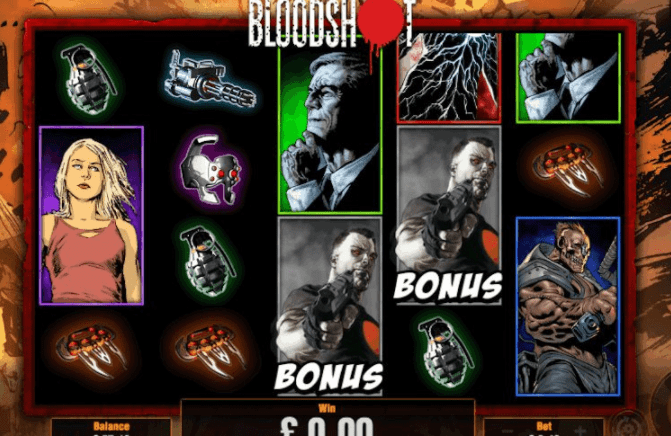 BloodShot Gameplay 2