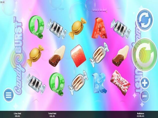 Candy Burst Slot Bonus