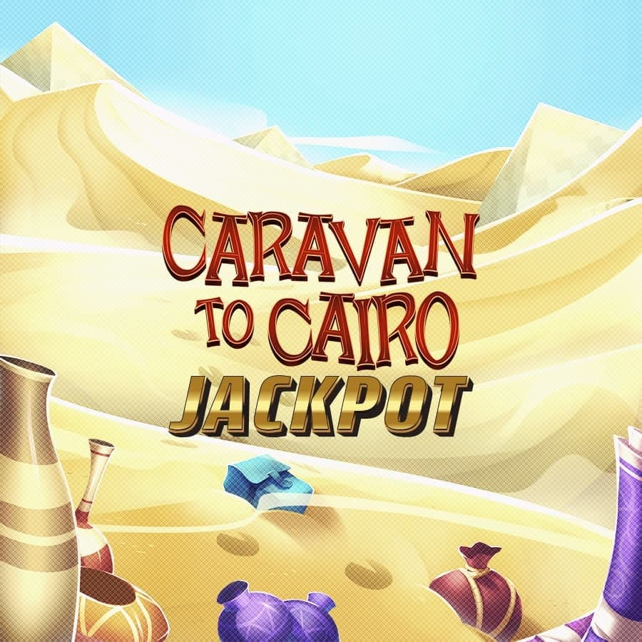 Caravan to Cairo Jackpot Cover Image