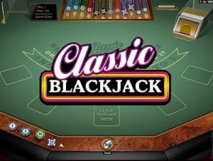 Classic Blackjack Logo