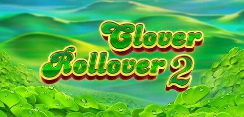 Clover Rollover 2 Slot Logo Slots Baby