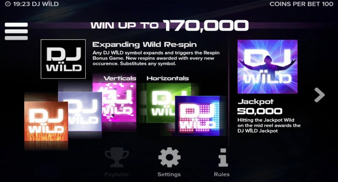 Dj Wild gameplay
