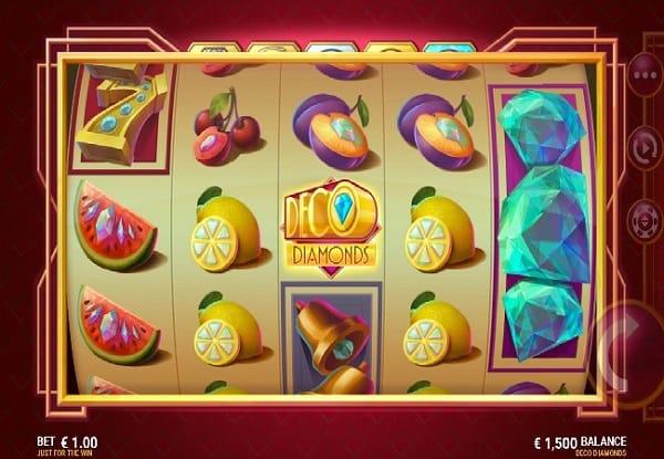 Deco Diamonds Gameplay