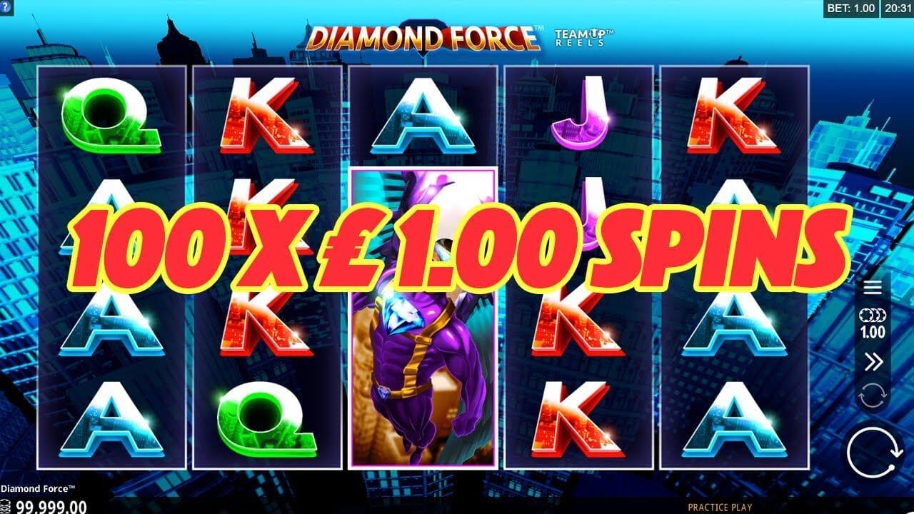Diamond Force Bonus