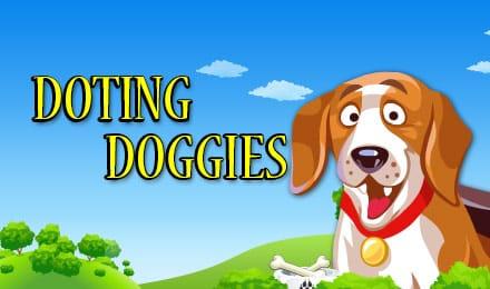 Doting Dogies Logo