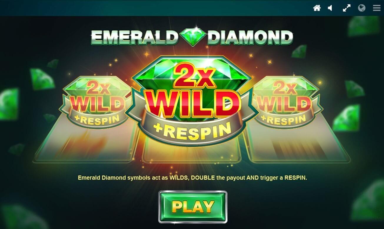 Emerald Diamond Slot Bonus