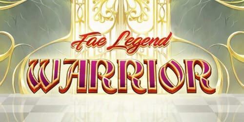Fae Legend Warrior Logo