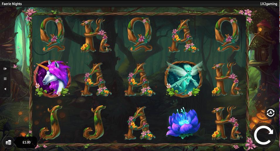 Faerie Nights Slot Gameplay