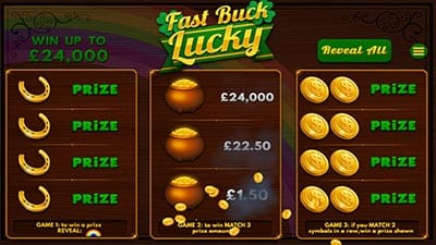 Fast Buck Lucky Slot Gameplay