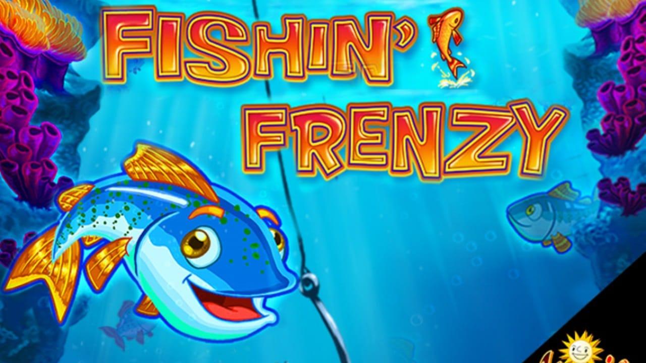 fishin frenzy slots baby
