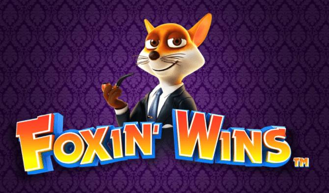 Foxin Wins Logo