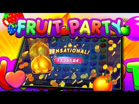 Fruit Party Bonus