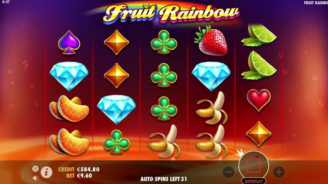 Fruit Rainbow Gameplay