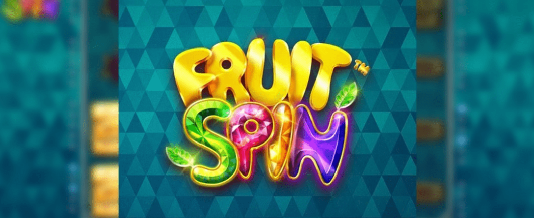Fruit Spin slots game logo