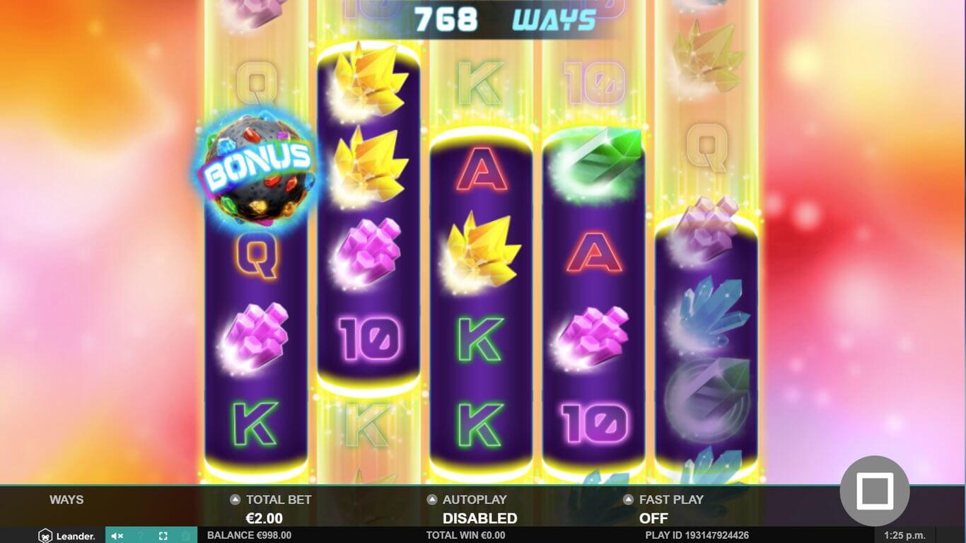 Gem Zone Slot Bonus