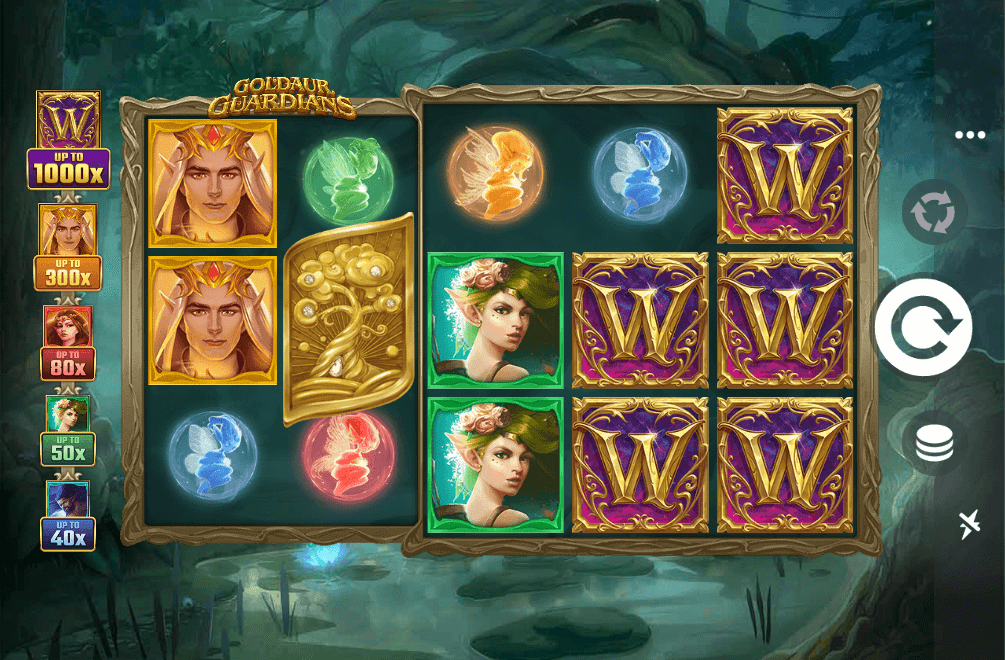 Goldaur Guardians Slot Bonus