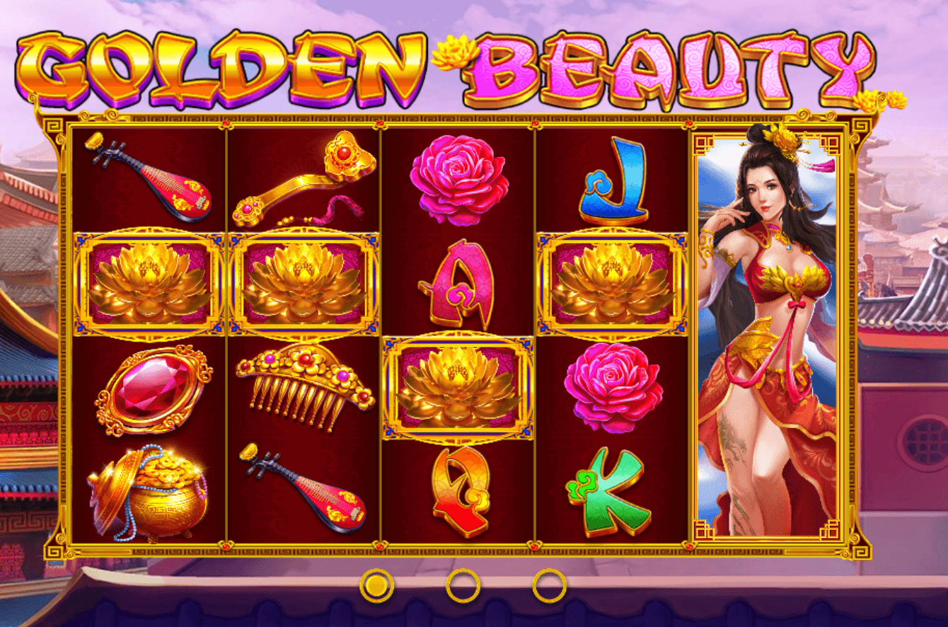 Golden Beauty Gameplay
