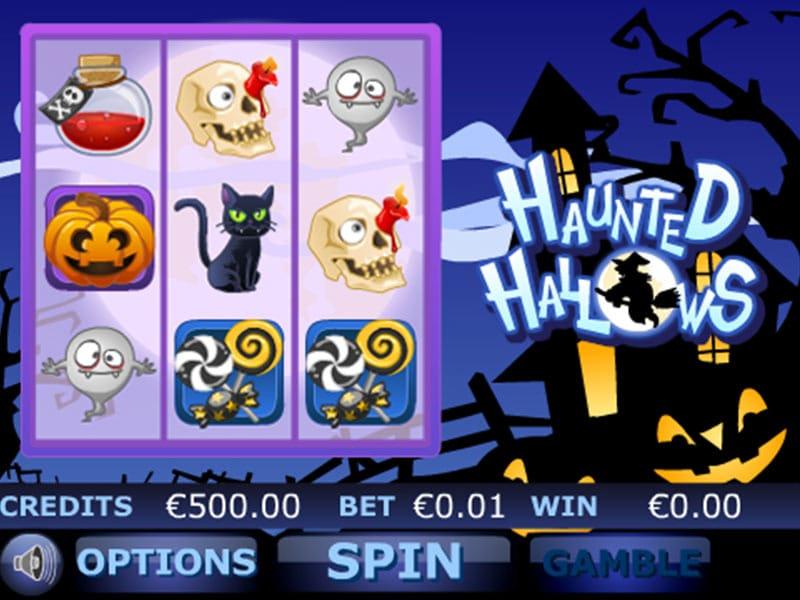 Haunted Hallows Gameplay