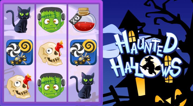 Haunted Hallows Gameplay 2