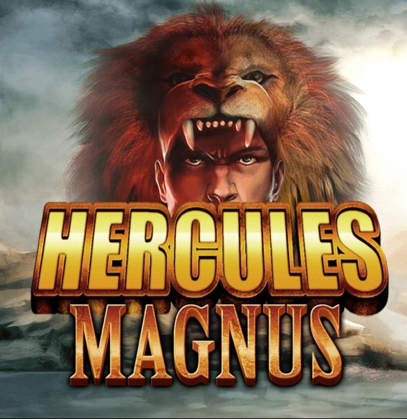 Hercules Magnus Slots game logo