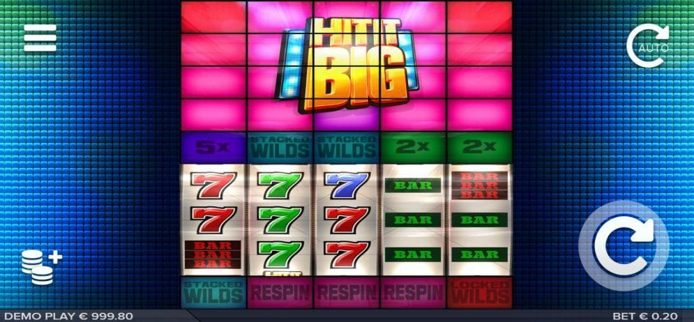 Hit It Big Slot Bonus