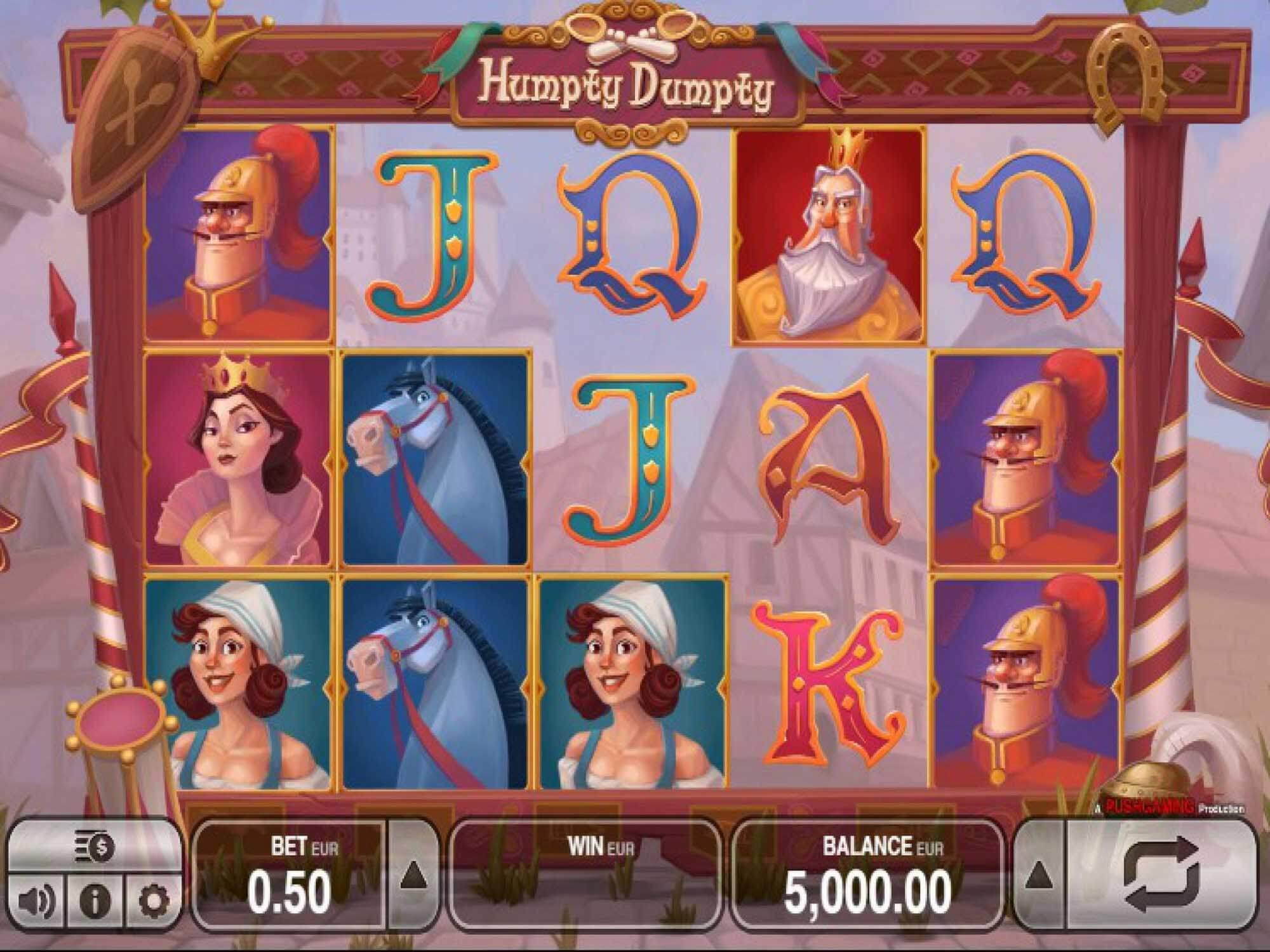 Humpty Dumpty Slot Bonus