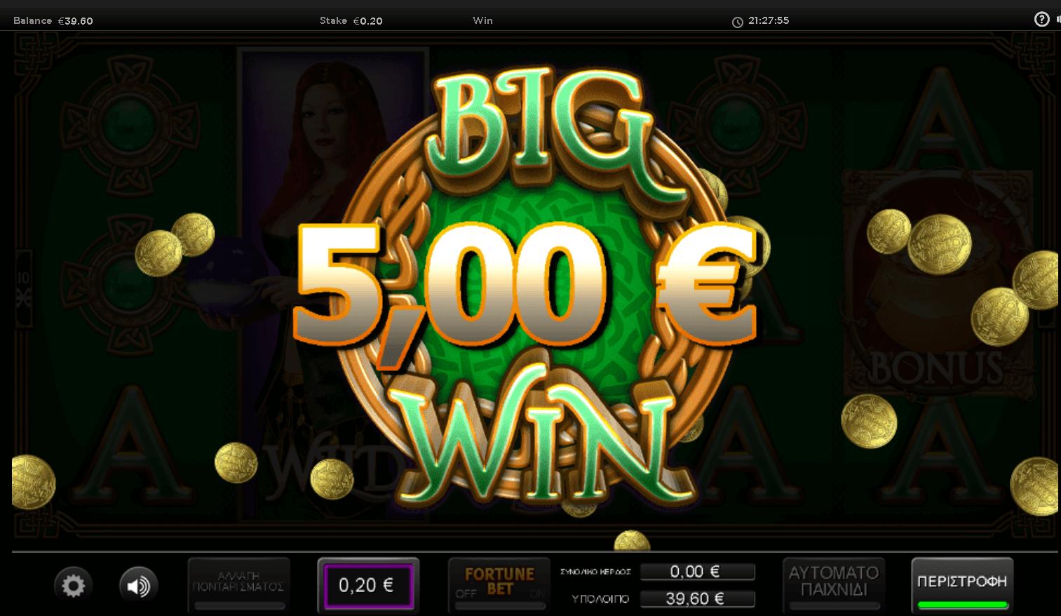 Irish Fortune Slot Bonus