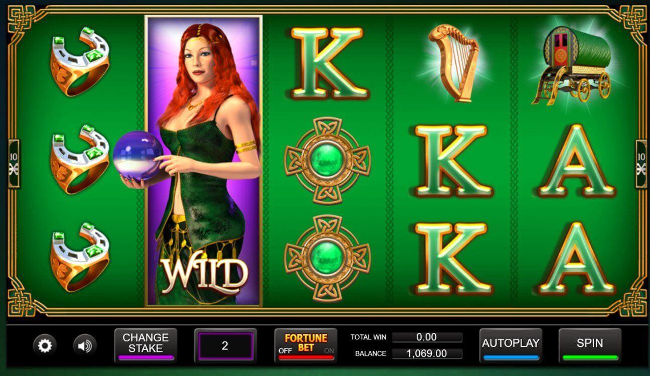 Irish Fortune Slot Gameplay