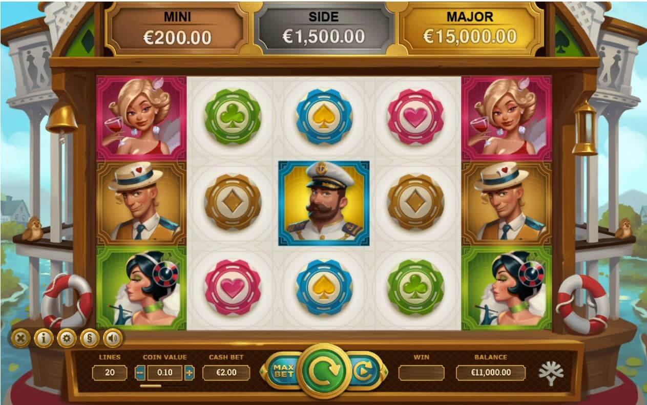 Jackpot Express Slot Gameplay