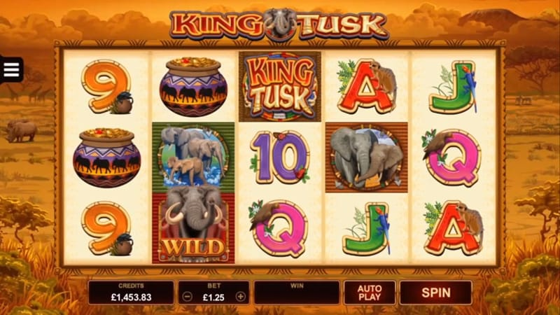 King Tusk Gameplay